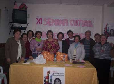 XI Semana cultural de la mujer