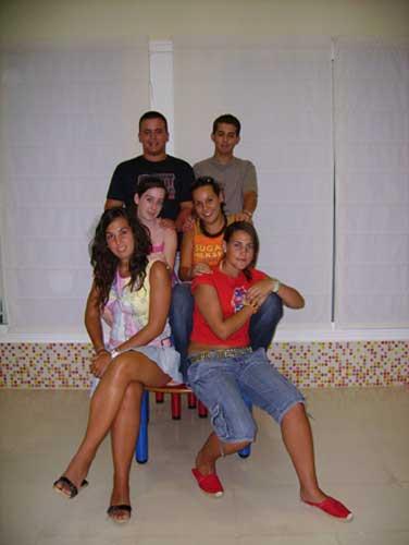 Grupo Juvenil 'Tiramanda'