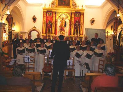Concierto Navideño en la Iglesia de Valenzuela