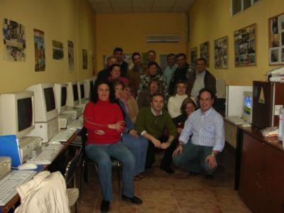 El centro formativo AF realiza balance del 2007