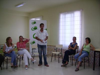 Foro de debate organizado por Adegua y el Ayuntamiento