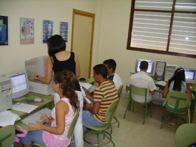 Curso de informática para jóvenes