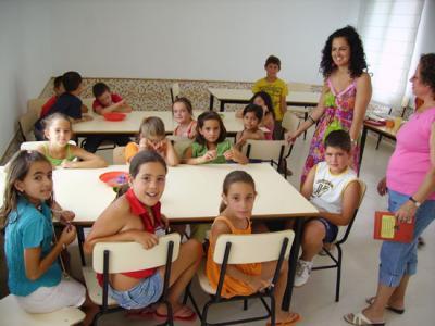 Formación y entretenimiento en la 'Escuela de verano'