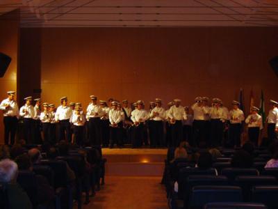 Jornada cultural en el teatro de Valenzuela