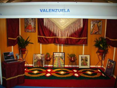 Valenzuela en la Feria de los Pueblos de Córdoba