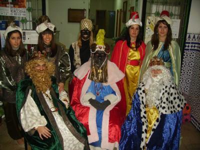 Festividad de los Reyes Magos