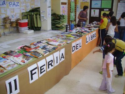 II Feria del Libro en el Colegio