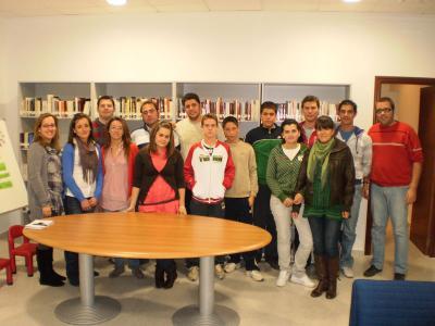 Curso de las Delegaciones de Juventud