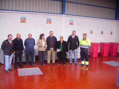 Inauguración de un 'Punto Limpio' en Valenzuela