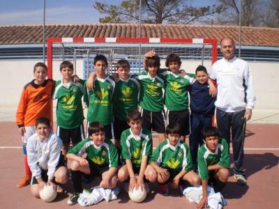 Final de temporada del C.D. Valenzuela F.S. infantil