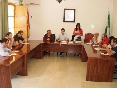 Dolores Urbano, independiente por IU, alcaldesa de Valenzuela