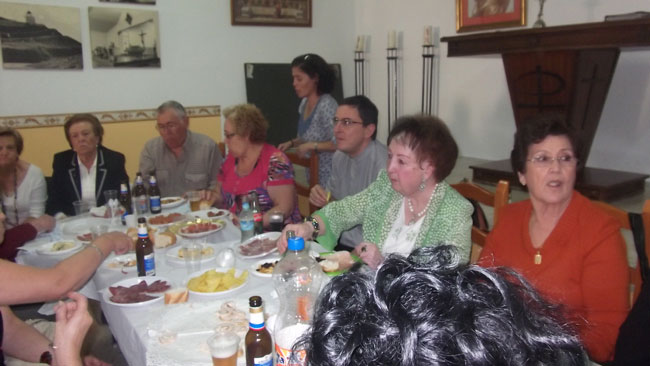 -Jornada de convivencia con la parroquia de Benamejí.