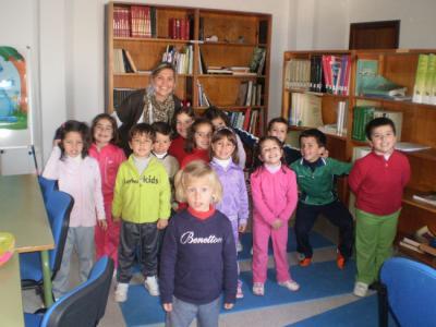 Actividades de Ampa y biblioteca pública