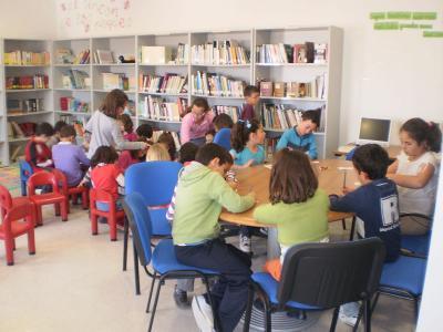 Día del libro en Valenzuela