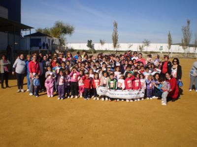 Carrera Solidaria con los niños de Níger