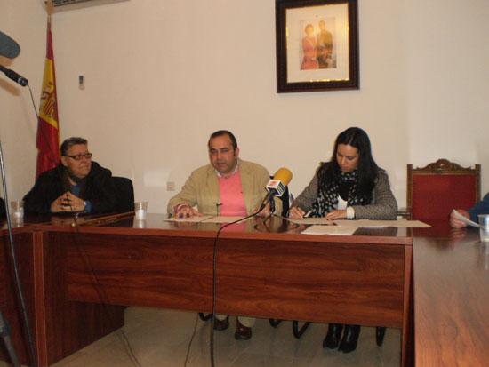 Antonio Pedregosa, nuevo alcalde de Valenzuela