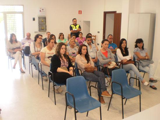 Comienza un taller de empleo en Valenzuela