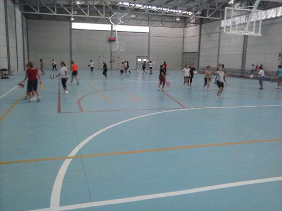 Sesiones deportivas para mayores y adultos
