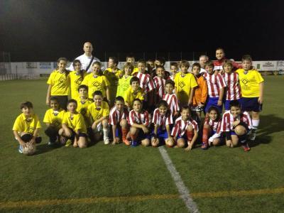 Jornada deportiva en Porcuna.