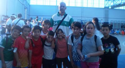 Jornada multideportiva en La Carlota