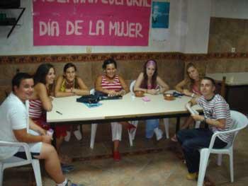 El grupo de teatro joven 'Tiramanda' continúa su proyecto